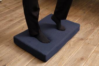 足裏の筋膜フィックス